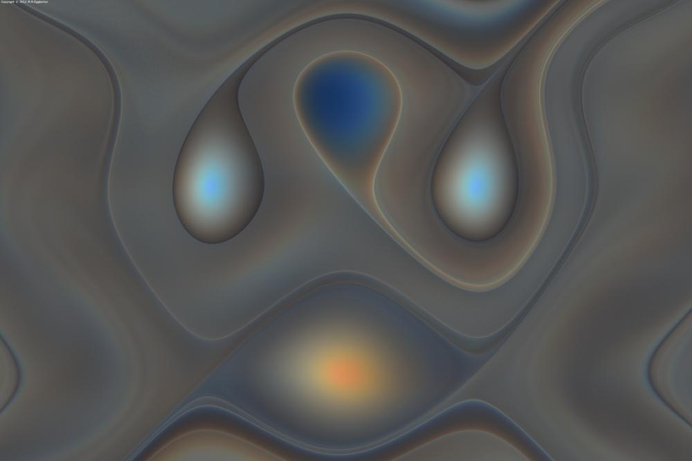 Four Pale Lights