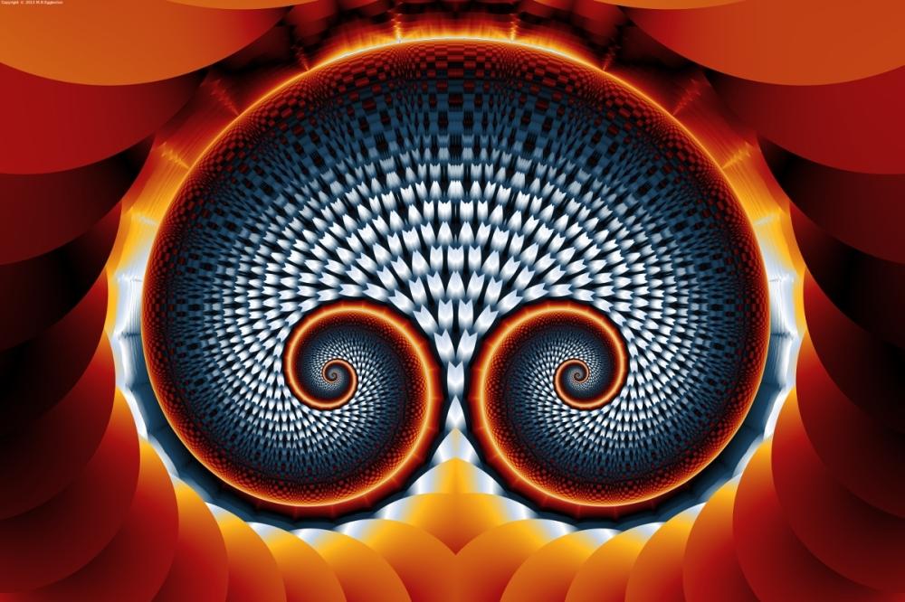 Bow Spiral No. 2