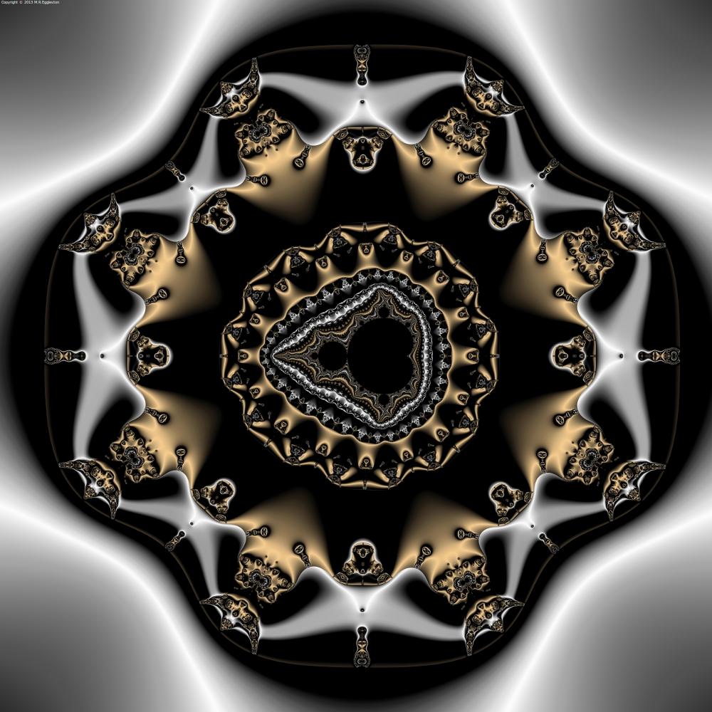Exiled Mandelbrot No. 19