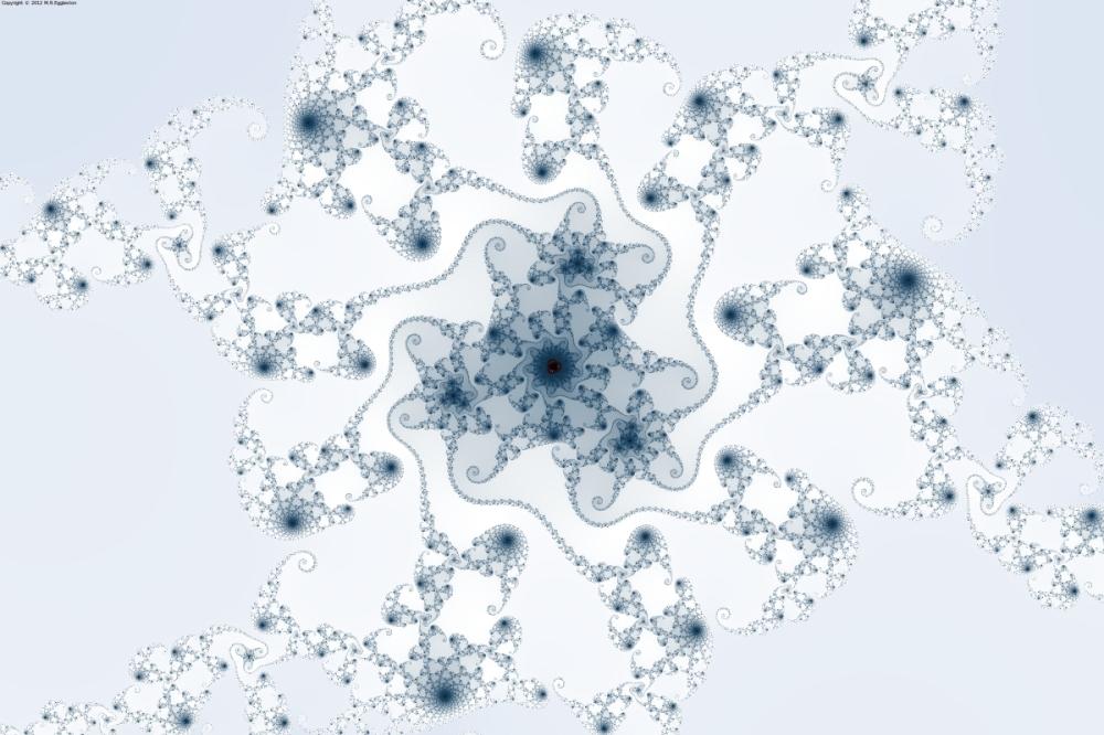 Zoom into Cubic Depths No. 35