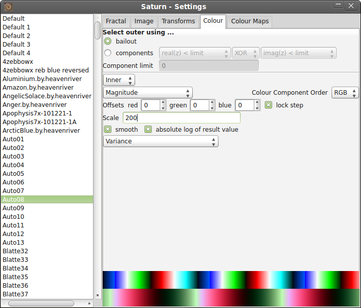 Screenshot-Saturn - Settings-2