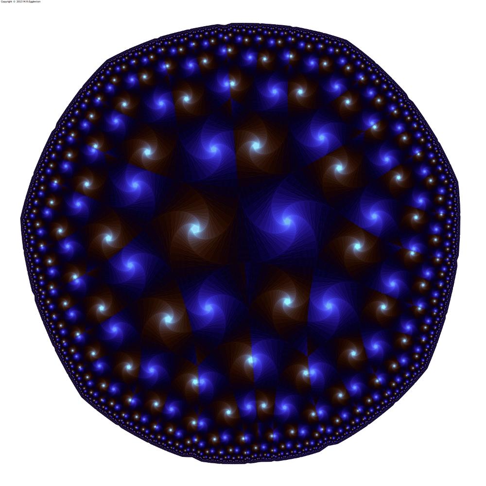 Inner Spirals No. 2
