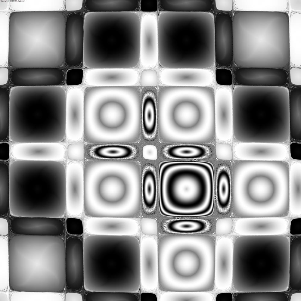 Odd Tile No. 1