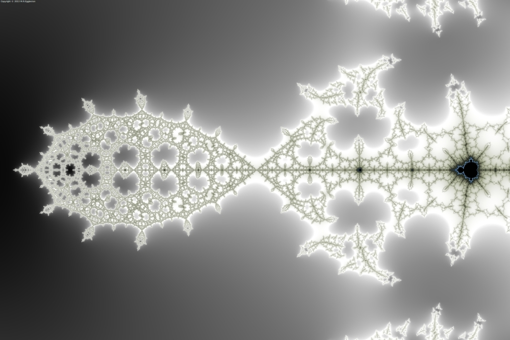 False Mandelbrot Byways No. 17