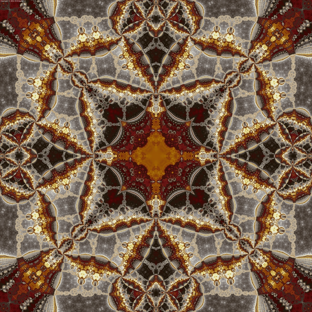 Kaleidoscopic No. 2