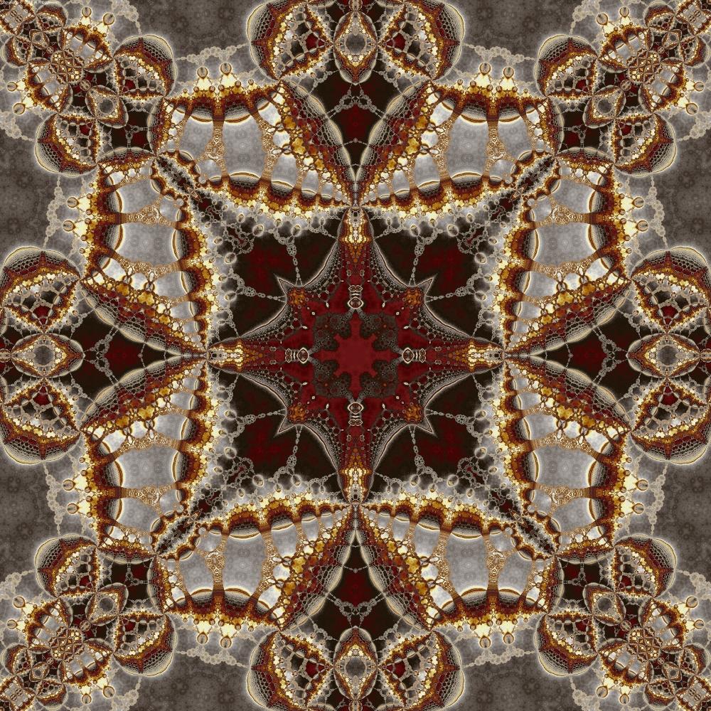 Kaleidoscopic No. 3