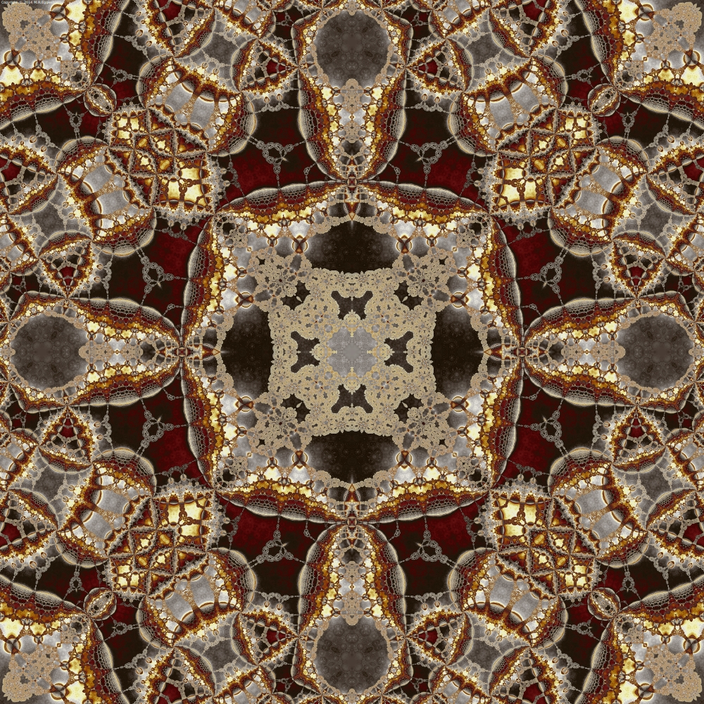 Kaleidoscopic No. 4