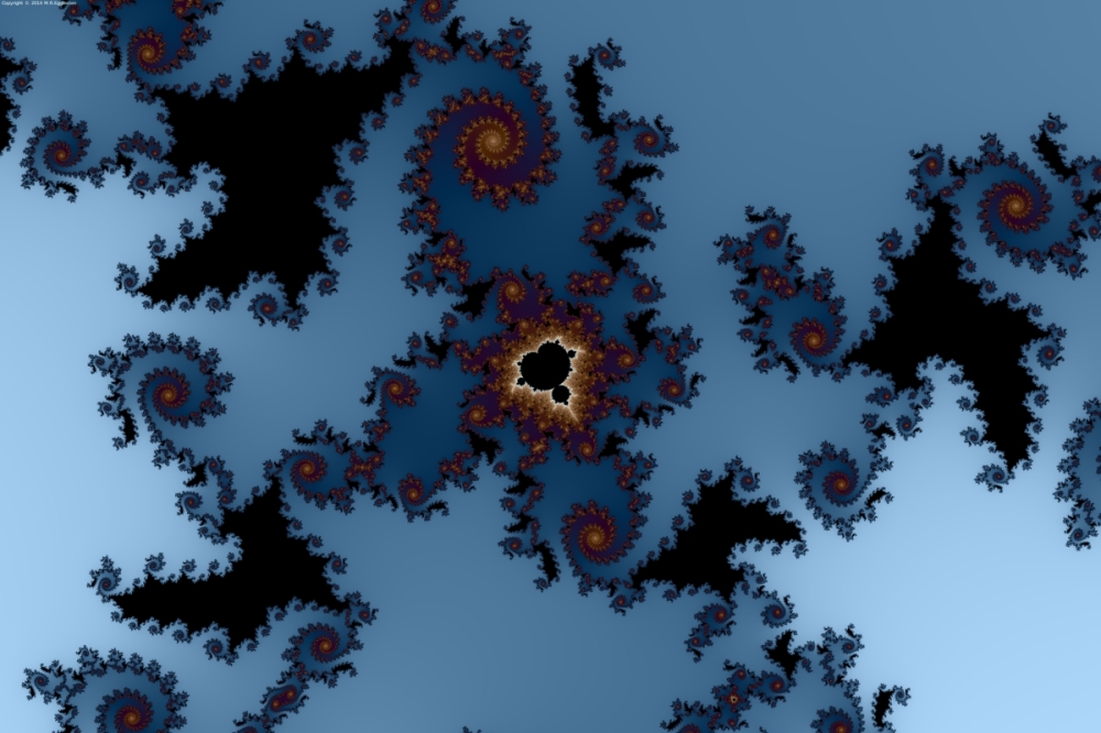 Exiled Mandelbrot No. 42