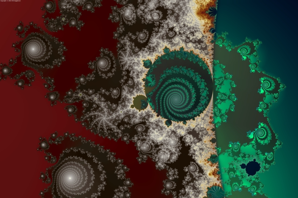 Spiral Intrusion No. 2