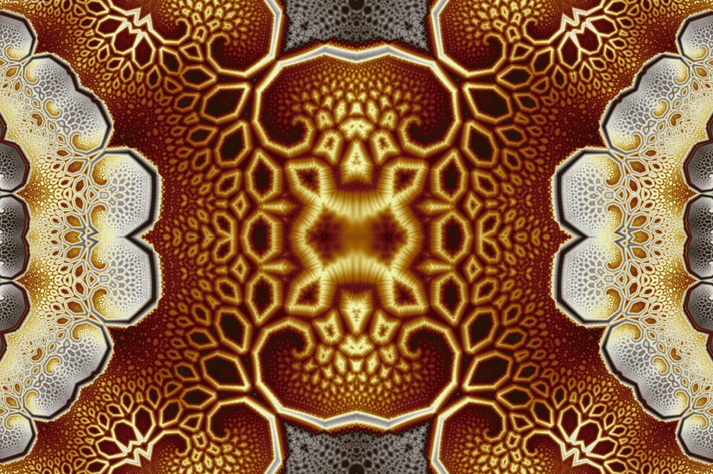 Geometric Patterns No. 17