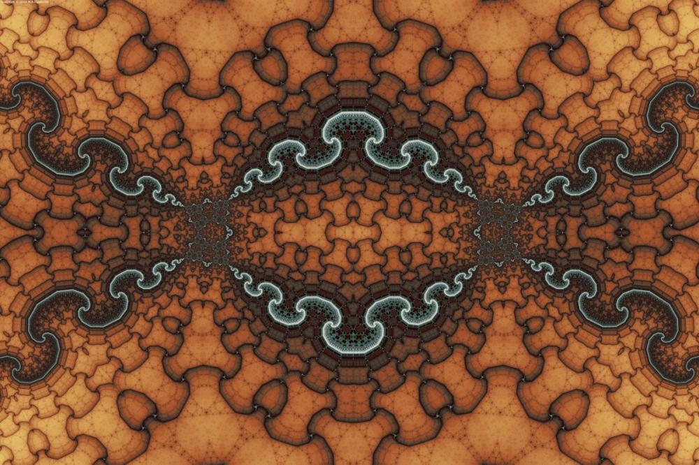 Geometric Patterns No. 21