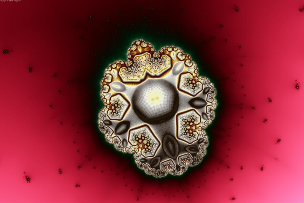 Artificial Organism No. 3